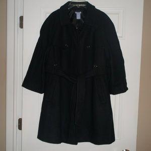 NWT Gap Wool Maternity Jacket Coat Size XL